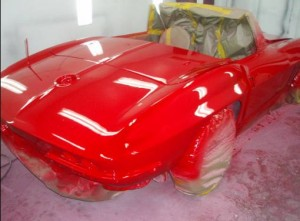 Classic Car Restoration in Ventura