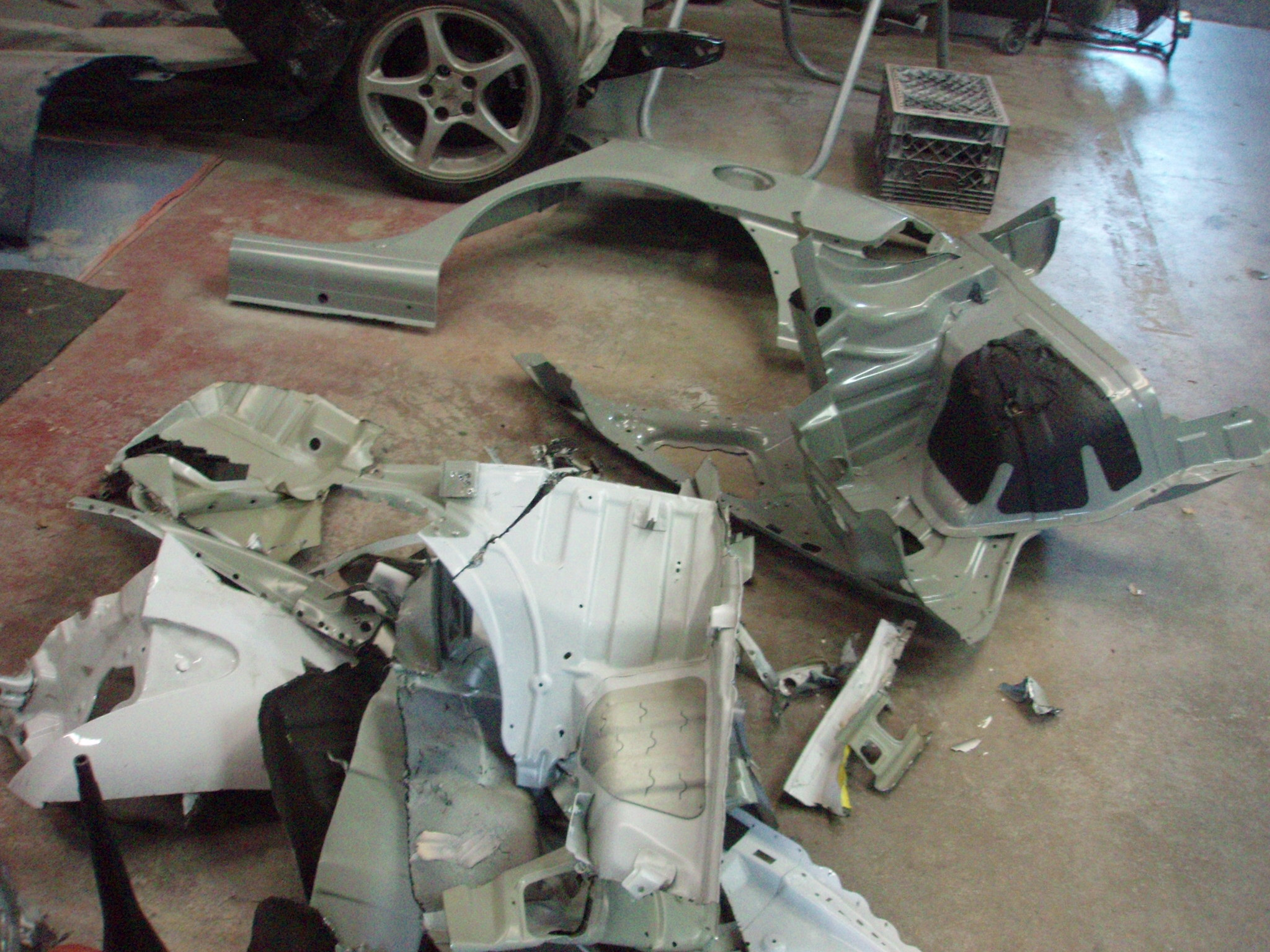 2011 Hyundai Auto Body Repair