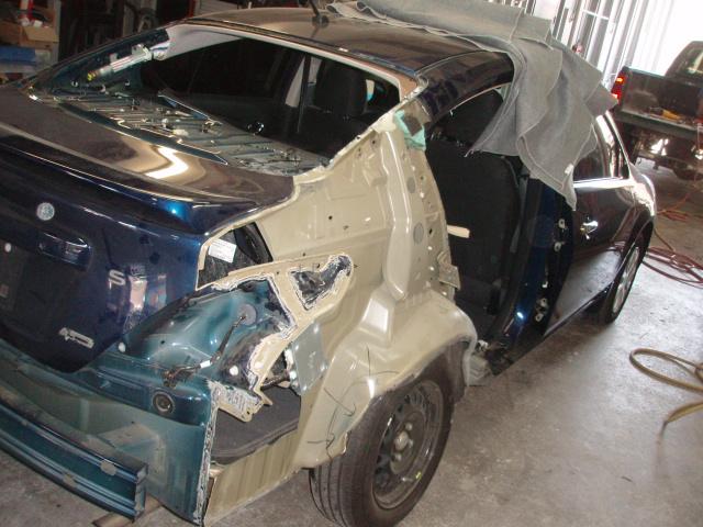2011 VW Passat SX Collision Repair