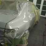 2013 Toyota Corolla Auto Body Repair