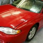 1995 Mustang Restoration
