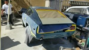 Classic Car Restoration Ventura