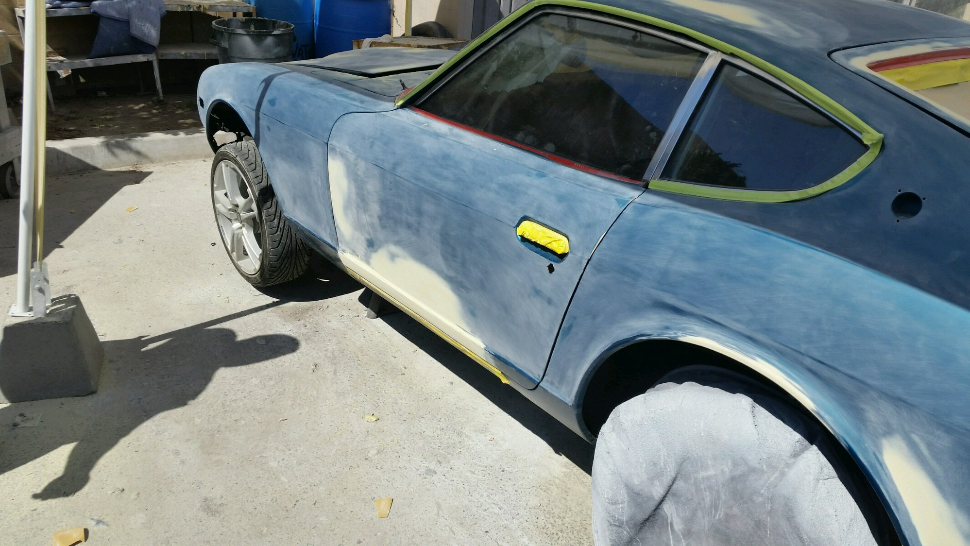 Rust Removal and Welding Classic Cars