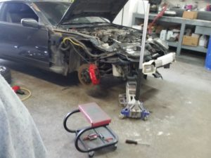 Front End Collision Repair Ventura