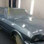 Classic Car Body Work