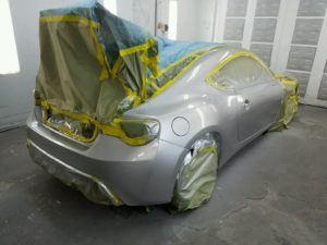 2014 Subaru Auto Body Repair