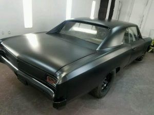 Chevelle Repaint and Restoration