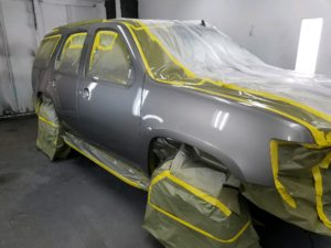 Body Shop Ventura CA - Repair Photos