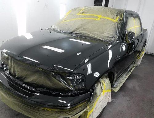 1999 Ford F150 Auto Collision Repair – Ventura Collision Repair