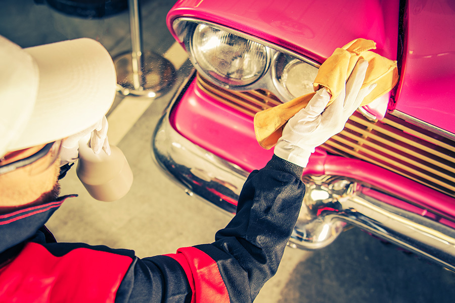 Classic Car, Hot Rod and Muscle Car Restorations are our specialty!